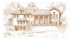 Luxury Home Plans European French Castles Villa And Mansion Houses Small House Plans European
