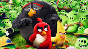 angry birds animation movie wallpapers in jpg format for free download