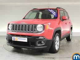 car jeep used jeep renegade for sale second hand u0026 nearly new cars