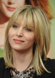 pictures of medium length haircut for round faces new hairstyle