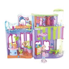 toys polly pocket quik clik boutique