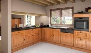 cuisine a bois meuble de cuisine en bois faire mieux pour votre maison