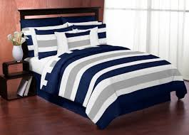 Blue And White Comforter Beautiful Navy Blue And White Comforter Sets With Buy Set From Bed