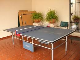 sporting goods ping pong table new table what do you think alex table tennis mytabletennis