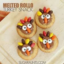 turkey treats snacks ideas thanksgiving and snacks