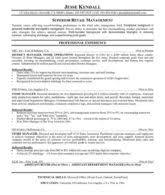 Resume Sales Associate Sales Retail Associate Resume