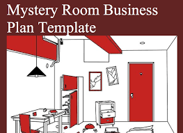mystery room escape room business plan black box business plans