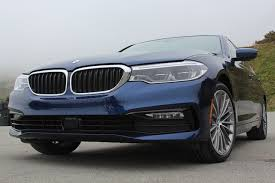 2017 bmw 5 series overview cargurus
