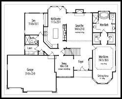 savannah cape cod floor plan