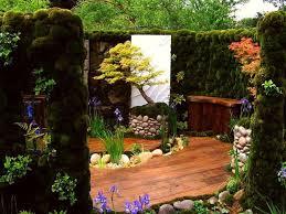 Japanese Garden Idea Modern Japanese Garden Cozyhouze