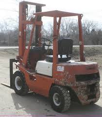 yam uhaul fg25 forklift item f2557 sold april 11 constr