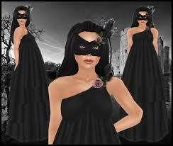 masquerade dresses and masks second marketplace masked affair black shoulder