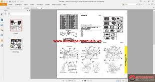 caterpillar c10 c12 c15 c16 engine electrical system schematic