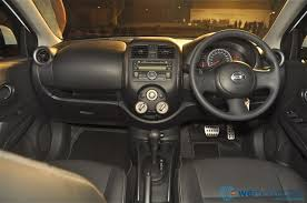nissan almera leather seat the all new 2012 nissan almera officially launched wemotor com