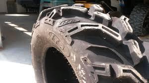 itp mud light tires 27 mud lite xtr can am commander forum