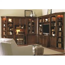 Hooker Bookcases Hooker Furniture Cherry Creek Modular Wall Entertainment System