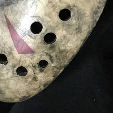 halloween 5 mask auz freddy vs jason hockey mask screen accurate replica friday 13th