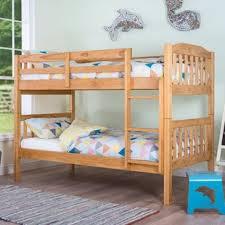 Low Height Bunk Bed Low Height Bunk Beds Wayfair Co Uk