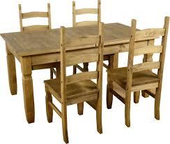 Waxed Pine Dining Table Waxed Pine Dining Table Julian Bowen Mayflower Waxed Pine