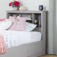 Childrens Bed Headboards Gray Kids Beds U0026 Headboards Kids Bedroom Furniture The Home
