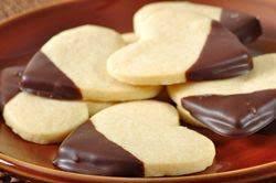 shortbread cookies recipe joyofbaking com video recipe