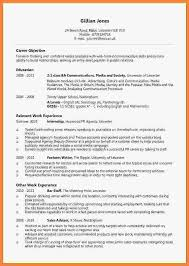 Example Of Student Resume For College Application by 92 Undergraduate Resume Template Resume Template For