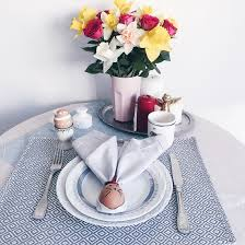 two very easy easter table setting ideas u2013 project fairytale