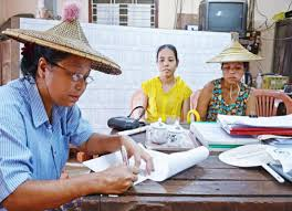 low ranking electoral staff lack knowledge say csos the myanmar