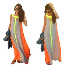 lisli women u0027s summer boho long maxi evening cocktail party beach