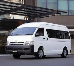 toyota hiace 2014 toyota hiace commuter review 2005 on