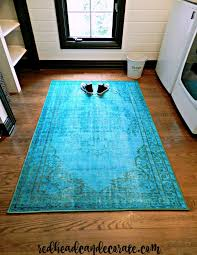 laundry room mat personalized blue laundry room sign floor mat