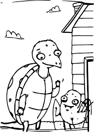 anansi family coloring page inside glum me