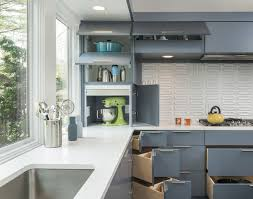 inspiring mid century house remodel in lincoln massachusetts kitchen sink open units mid century modern house in lincoln
