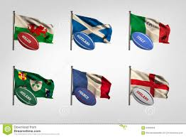 Six Flags Logo Six Nations Flags Stock Illustration Image Of Nations 63283359