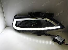 What Are Drl Lights 2013 2016 Ford Fusion High Power Daytime Running Lights