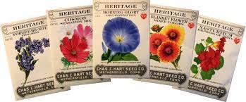 flower seed packets heirloom flower seeds buy seeds online garden supplies