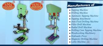 Woodworking Machinery Manufacturers In Gujarat by Pitch Control Tapping Machine Manufacturer Extra Distance Tapping