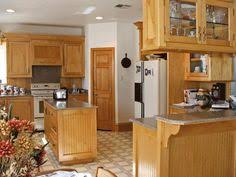Best Kitchen Paint Oak Cabinets With Black Appliances Kitchen Color Ideas With Oak