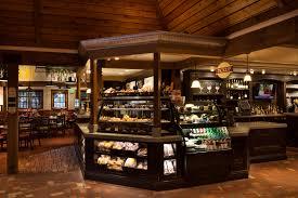 decoration retro classic restaurant interior design with floor