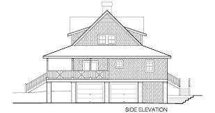 plantation cottage basement foundation 2922 sf southern cottages