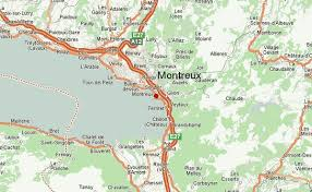 map of montreux montreux weather forecast