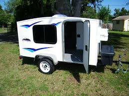 Volkner Rv Small Campers With A Big Future Rv Lifestyle Pinterest