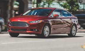 2014 ford fusion se price 2014 ford fusion se 1 5l ecoboost automatic test review car