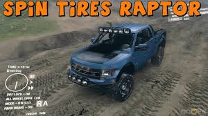 jeep baja edition spin tires ford raptor baja edition mod spotlight and review