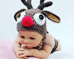 Etsy Newborn Halloween Costumes Reindeer Costume Etsy