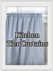 Tier Curtains Kitchen by Kitchen Curtains Tier Curtains In 24