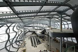 designboom italy new rome eur convention center by fuksas nears completion
