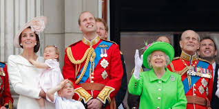 queen elizabeth ii beams after winning a a 98 voucher from queen just made a statement about the royal baby