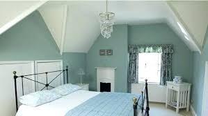chambre sous combles couleurs peinture combles d co combles bleu chambre sous combles couleurs
