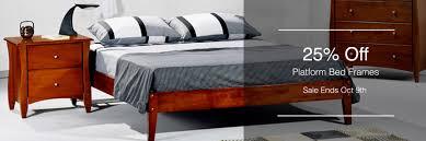 Low Level Bed Frames by Platform Beds Platform Bed Frames With Storage Drawers The